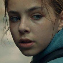 White God: Zsófia Psotta in un primo piano tratto dal film