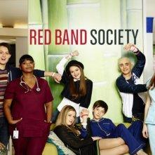 Red Band Society: il cast in un'immagine promozionale