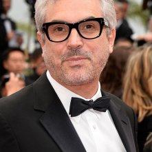 Alfonso Cuaron sul red carpet di Cannes 2014, serata inaugurale