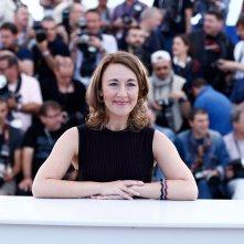Mr. Turner al Festival di Cannes 2014 - Dorothy Atkinson posa per i fotografi