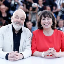 Festival di Cannes 2014, Mike Leigh e Marion Bailey presentano Mr. Turner