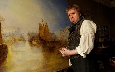 Recensione Mr. Turner (2014)