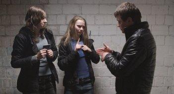 the tribe: un'immagine tratta dal film