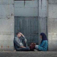 Self Made: Samira Saraya e Doraid Liddawi in una scena