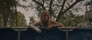 It Follows:  Maika Monroe in una immagine del film