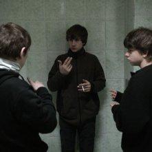 the tribe: un'immagine del film