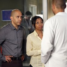 Grey's Anatomy: Mark Adair-Rios nell'episodio Everything I Try to Do, Nothing Seems to Turn Out Right