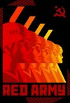 Red Army: la locandina