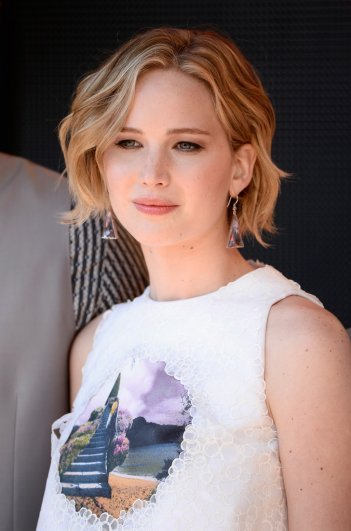 Cannes 2014, c'è anche Jennifer Lawrence, per presentare The Hunger Games: Mockingjay Part 1
