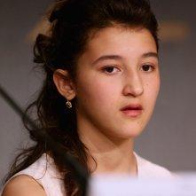 La giovane Alexandra Lungu a Cannes 2014 con Le Meraviglie