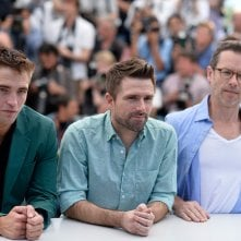 The Rover al Festival di Cannes 2014 - Robert Pattinson con David Michod e Guy Pearce