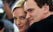 Cannes 2014: Tarantino e Uma Thurman festeggiano Pulp Fiction