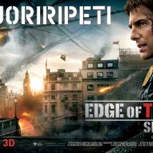 Edge of Tomorrow - Senza domani: Tom Cruise nel character poster a lui dedicato