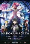 Madoka Magica - The Movie: La storia della ribellione, la locandina dell'evento cinematografico
