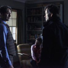 Hannibal: Hugh Dancy e Mads Mikklesen nell'episodio Tome-wan