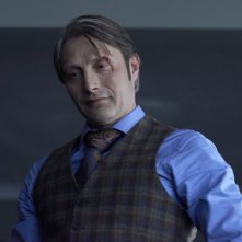 Hannibal: Mads Mikkelsen in una scena dell'episodio Tome-wan