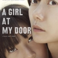 A Girl at My Door: la locandina