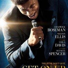 Get On Up: la locandina del film