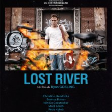 Lost River: il teaser poster