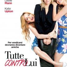 Tutte contro lui - The other woman: il poster italiano