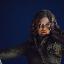 ARrow: Audrey Marie Anderson nell'episodio Unthinkable