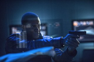 Arrow: David Ramsey nell'episodio Unthinkable