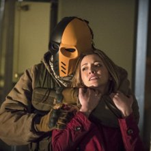 Arrow: Katie Cassidy nell'episodio Unthinkable
