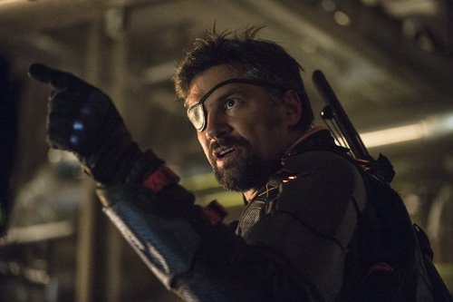 Arrow: Manu Bennett nell'episodio Unthinkable