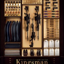 Kingsman: The Secret Service - Il teaser poster