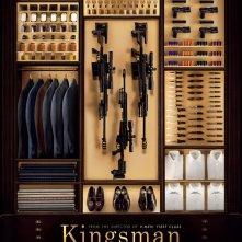 Kingsman: The Secret Service - Il teaser poster