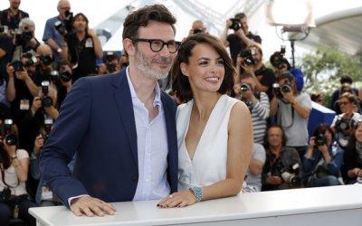 Berenice Bejo e Michel Hazanavicius a Cannes con The Search