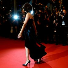 Cannes 2014: Bérénice Bejo sfila sul red carpet per presentare The Search