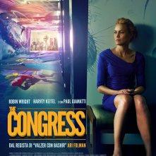The Congress: la locandina italiana