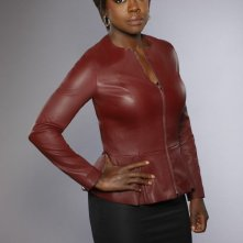 Viola Davis in un'immagine promozionale per How To Get Away With Murder