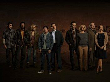 American Crime: il cast in un'immagine promozionale