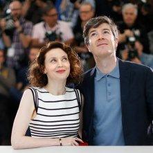 Jimmy's Hall: Simone Kirby e Barry Ward al photocall di Cannes 2014