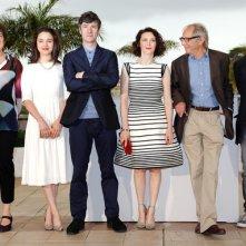 Jimmy's Hall: Ken Loach insieme allo sceneggiatore Paul Laverty e al cast a Cannes 2014