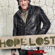 Hope Lost: Michael Madsen nel character poster di Manol