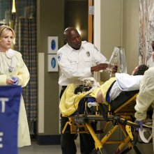 Grey's Anatomy: Jessica Capshaw nell'episodio Fear (of Unknown)