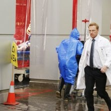 Grey's Anatomy: Kevin McKidd nell'episodio Fear of the Unknown