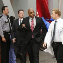 Grey's Anatomy: Kevin McKidd e Rick Worthy nel'episodio Fear (of the Unknown)