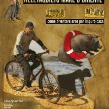 Un insolito naufrago nell'inquieto mare d'Oriente: il poster italiano