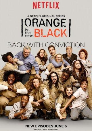 Locandina di Orange Is the New Black