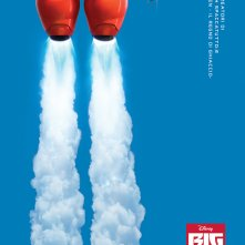 Big Hero 6: il teaser poster italiano