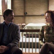 Hannibal: Hugh Dancy, Lara Jean Chorostecki nell'episodio Mizumono