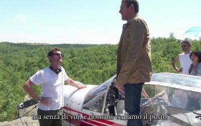 Making Of Esclusivo - Tutta colpa del vulcano
