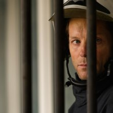 The Smoke: Jamie Bamber in un momento del primo episodio