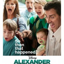 Locandina di Alexander and the Terrible, Horrible, No Good, Very Bad Day