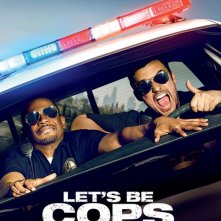 Let's Be Cops: nuovo poster USA