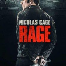 Rage: poster USA